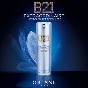 B21 Soin Extraordinaire Lifting Collo e Décolleté