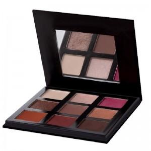 Eyeshadow Palette - 9 Multi Finish Colors 01