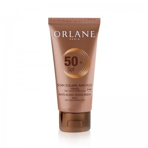 Soin Solaire Anti-âge SPF 50