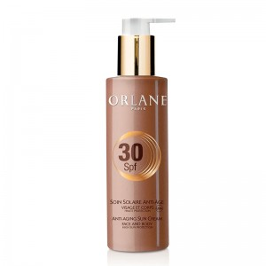 Soin Solaire Anti-âge SPF 30
