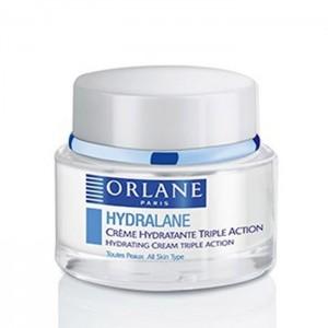 Crème Hydratante Triple Action